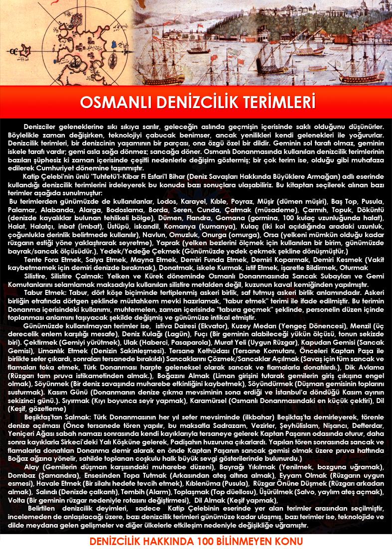 osmanlı denizcilik terimleri